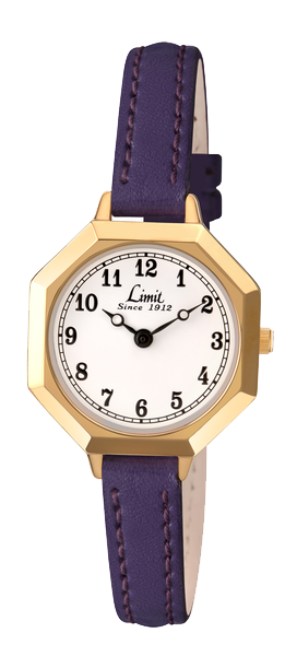 brand leather product watch number samuel strap watches h l webstore ladies limit black