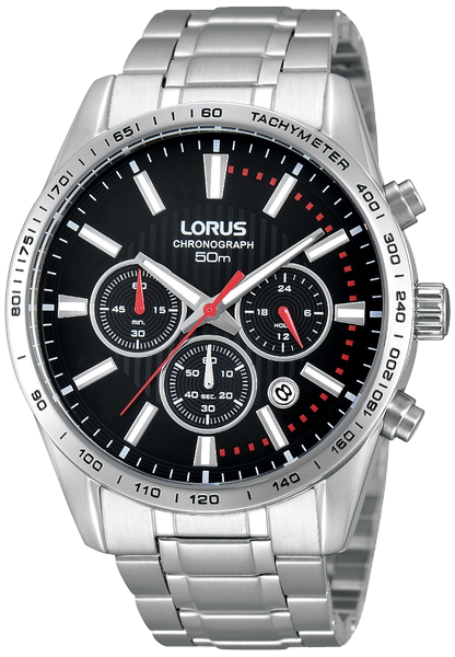 how to change the date on a lorus watch